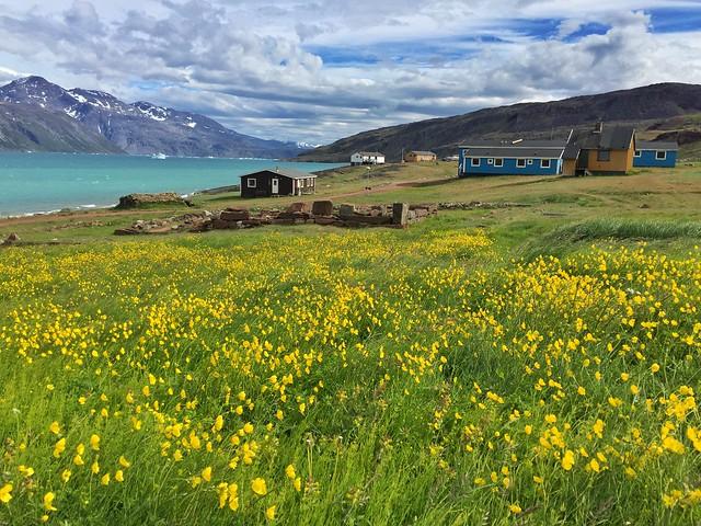 Qassiarsuk (Sus de Groenlandia)