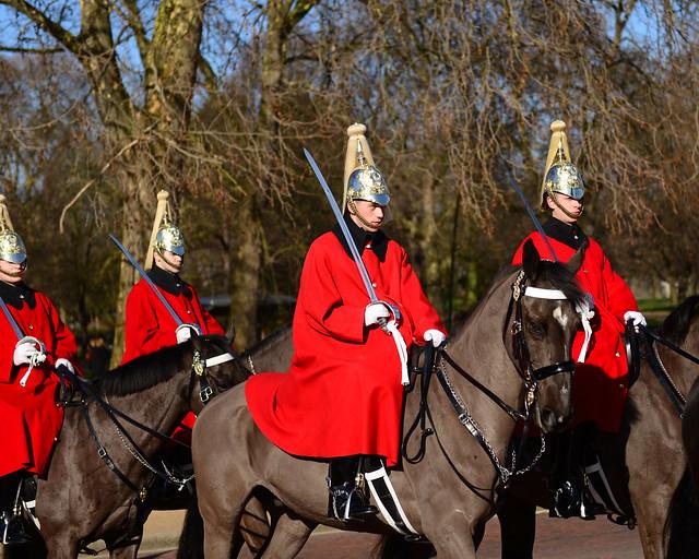 El cambio de guardia, una de las mejores cosas que ver gratis en Londres