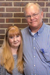 Rob and Trisha Dove