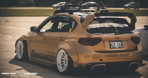 Subaru WRX STi | by Mitch Asham Photography