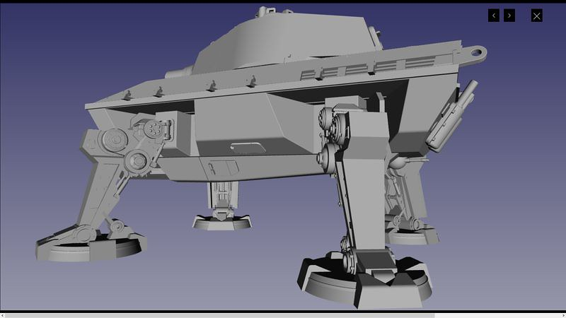 UA72107 3D 10 | par Cyber-Mecha