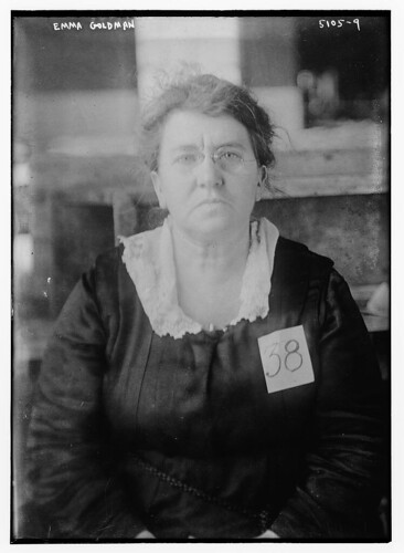 the negative opinions of emma goldman on marriage 168 quotes from emma goldman: 'if i can't dance to it, it's not my revolution', 'people have only as much liberty as they have the intelligence to want and the courage to take', and 'i'd rather have roses on my table than diamonds on my neck'.