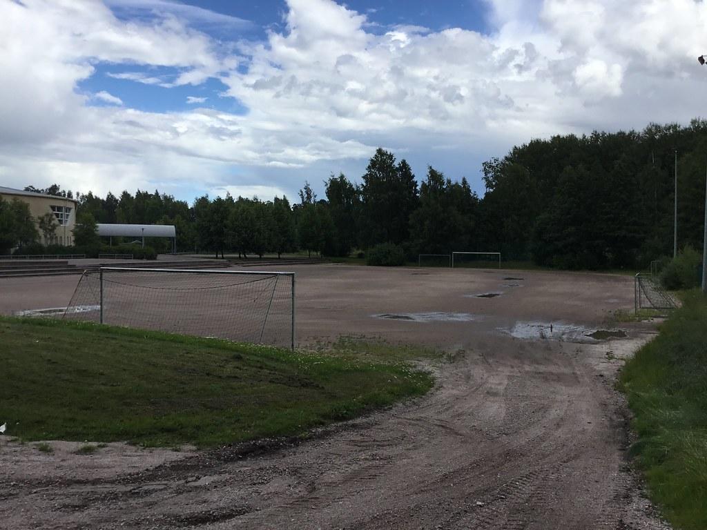Kuva toimipisteestä: Saarnilaakson koulu / Hiekkakenttä