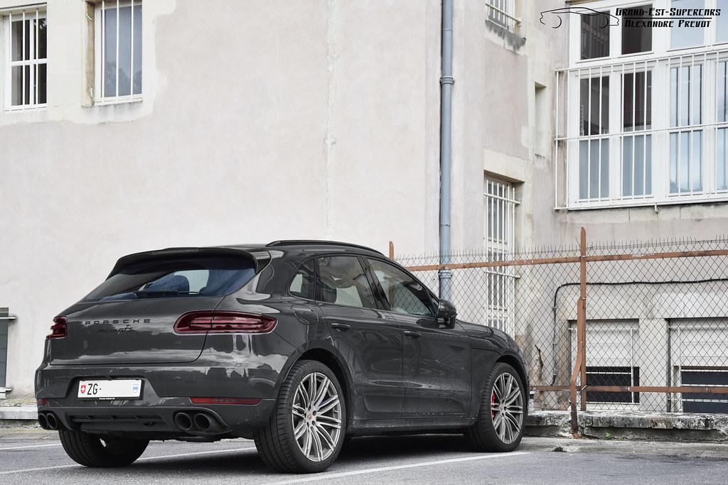 Porsche Macan GTS | Couleur : Gris Volcano métallisé www ...