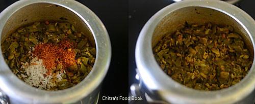 avarakkai poriyal recipe