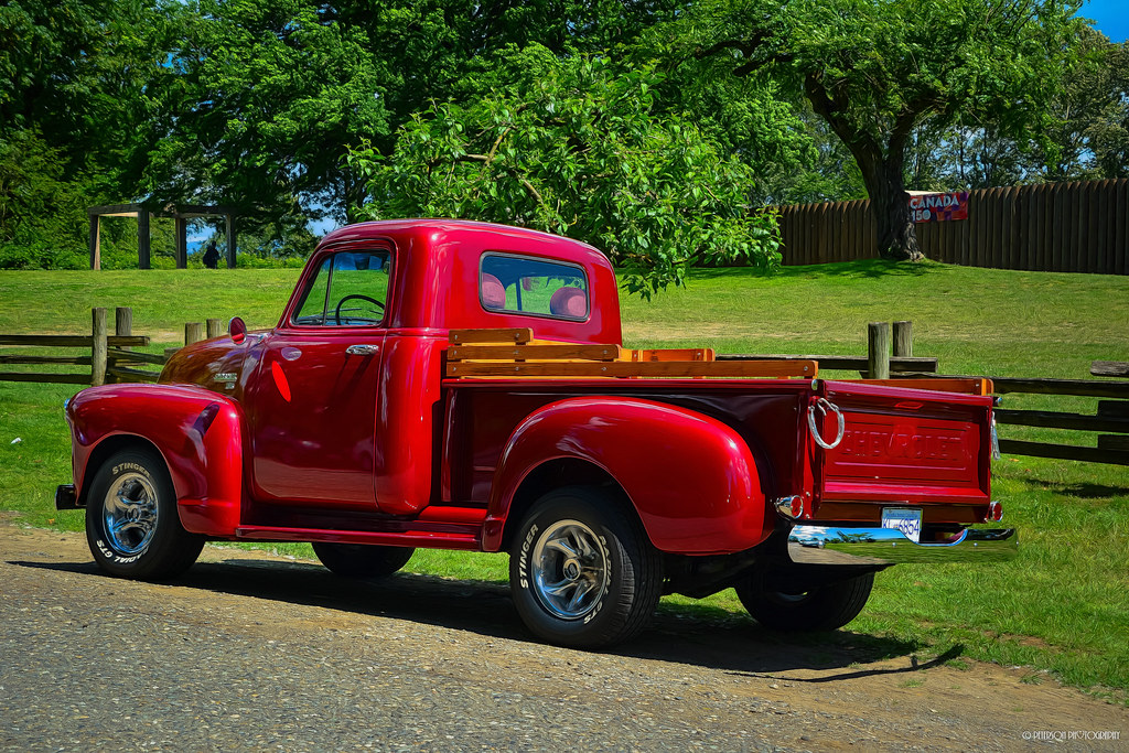 ♡ Classic Chevy Pickup Truck | Fort Langley, BC Canada Image… | Flickr