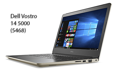 The Dell Vostro 14 5000 is an affordable notebook that packs good performance to keep you productive, with excellent connectivity, long battery life and light weight that won't break your back.