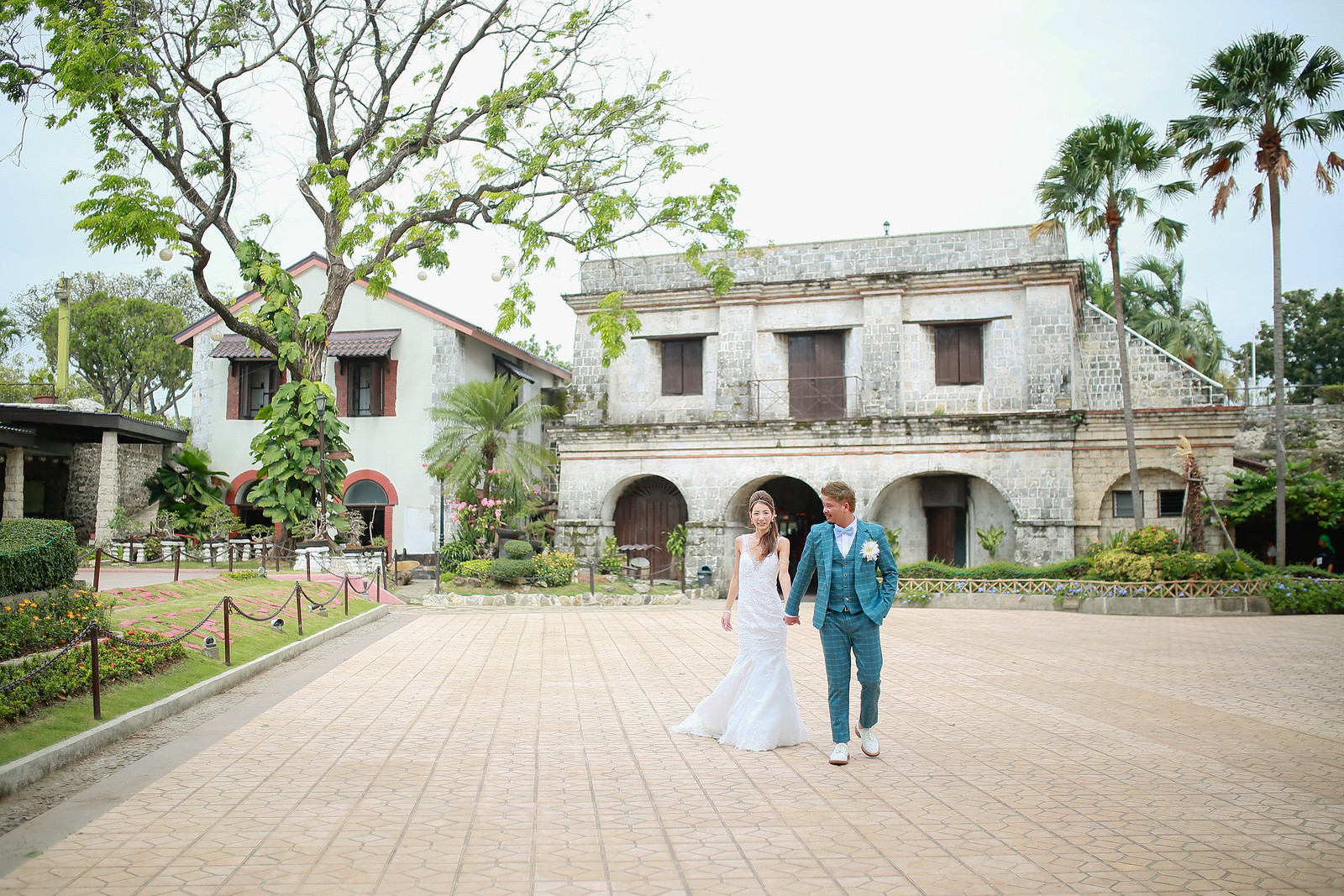 Fort San Pedro, Cebu Pre Wedding Engagement