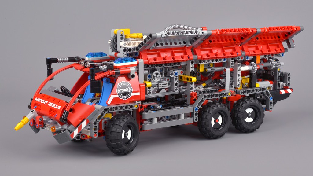 New Lego Technic Exotic Cars