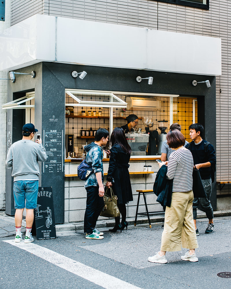 About Life Coffee Brewers, Tokyo
