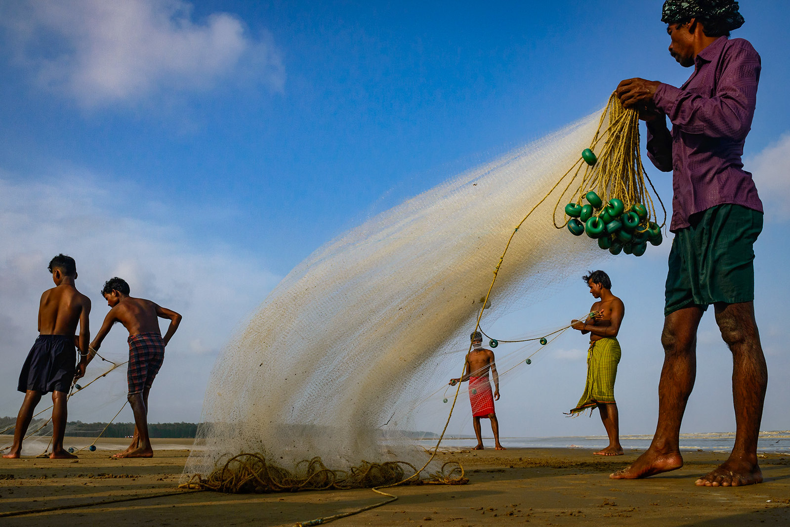Fishermen 5 | by SaumalyaGhosh.com