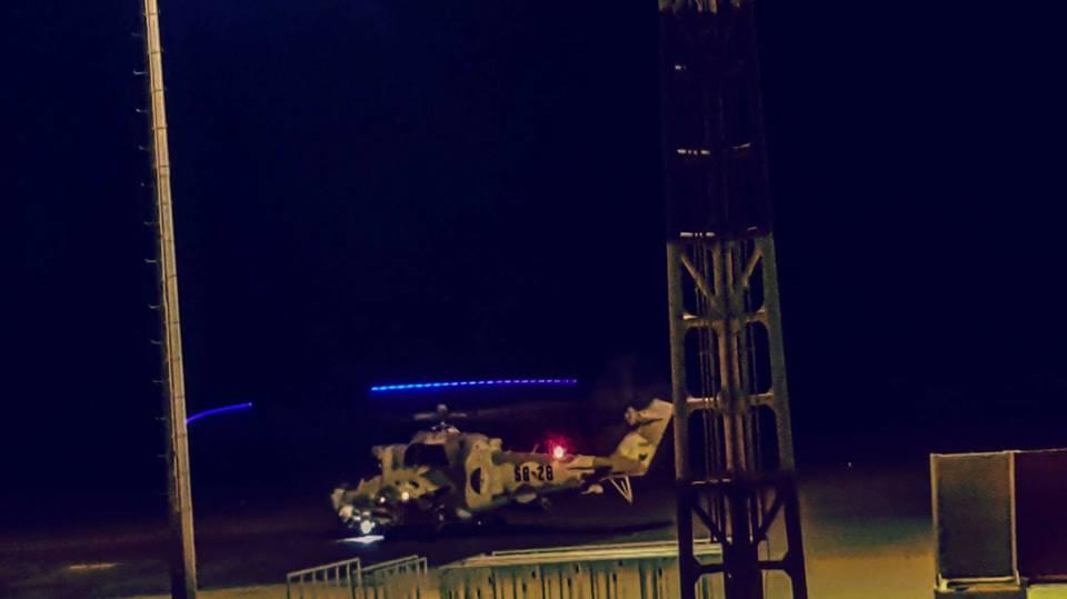 صور مروحيات Mi-24MKIII SuperHind الجزائرية - صفحة 8 35863830436_e7ba4ce00c_o