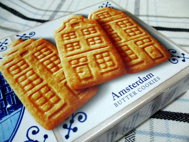 Amsterdam butter cookies