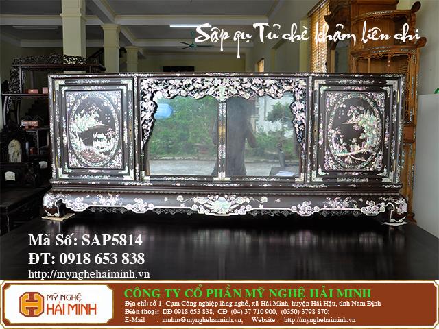 SAP5814g  Sap gu Tu che Kham Lien Chi  do go mynghehaiminh