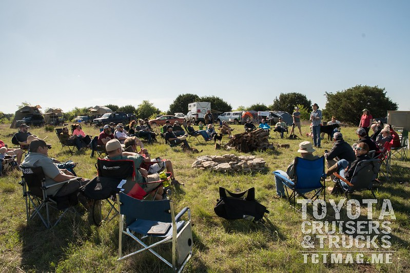Texas Overland Spring Round Up