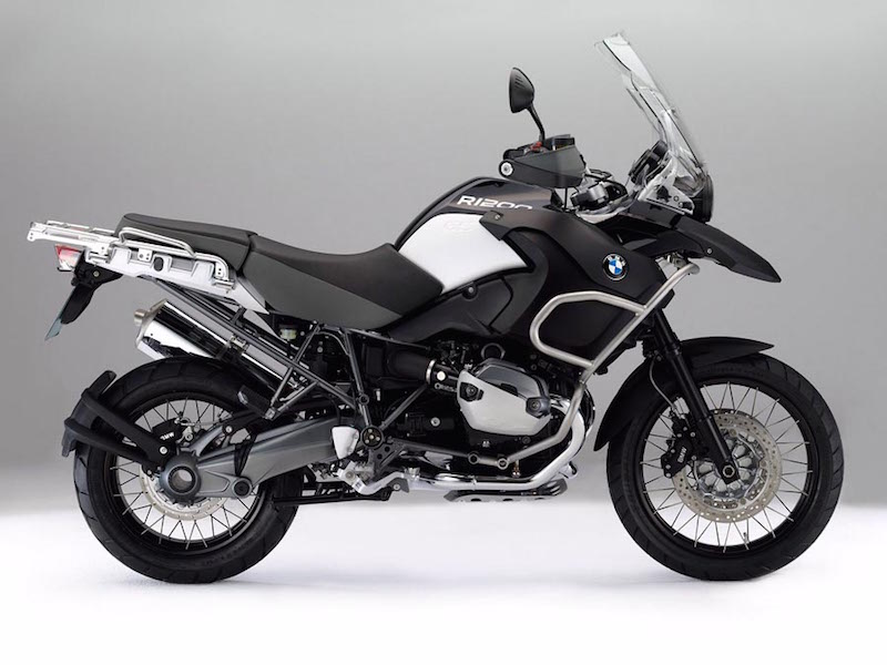 2011 BMW R 1200 GS Adventure Triple Black Special Edition