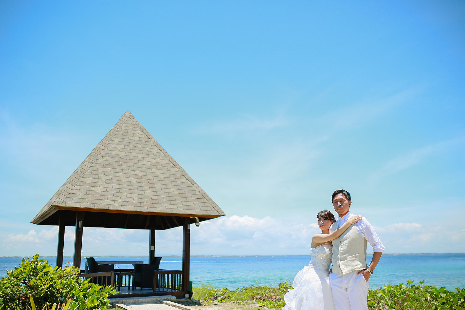 Shangri-La Mactan Destination Post Wedding, Shangri-la Mactan Cebu Pre-Wedding