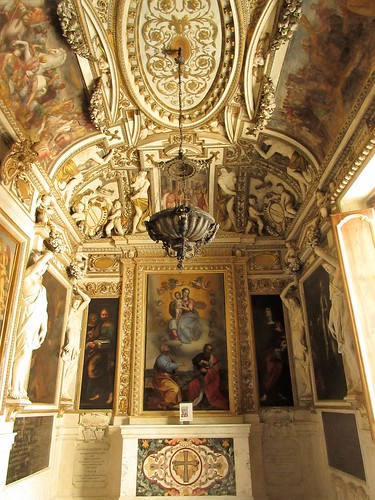 Rome_Italy_Capitoline Museum_Chapel_Ceiling_3898 | by artnbarb