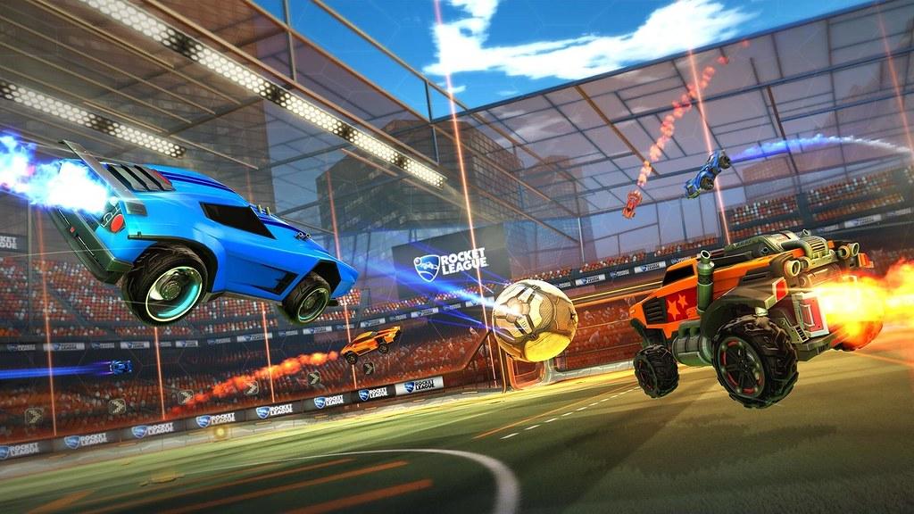 PlayStation Masters-Topspieler gibt Starthilfe zu Rocket League