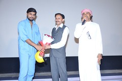 Gulf Movie Audio Launch Stills