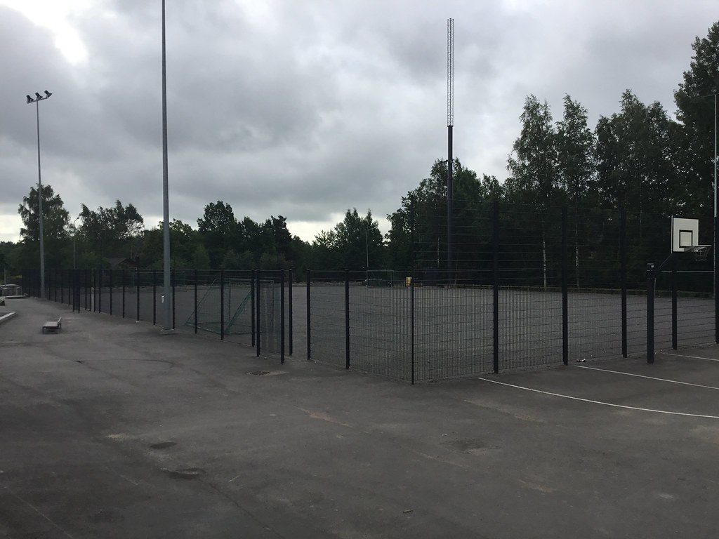 Kuva toimipisteestä: Auroran koulu / Hiekkakenttä