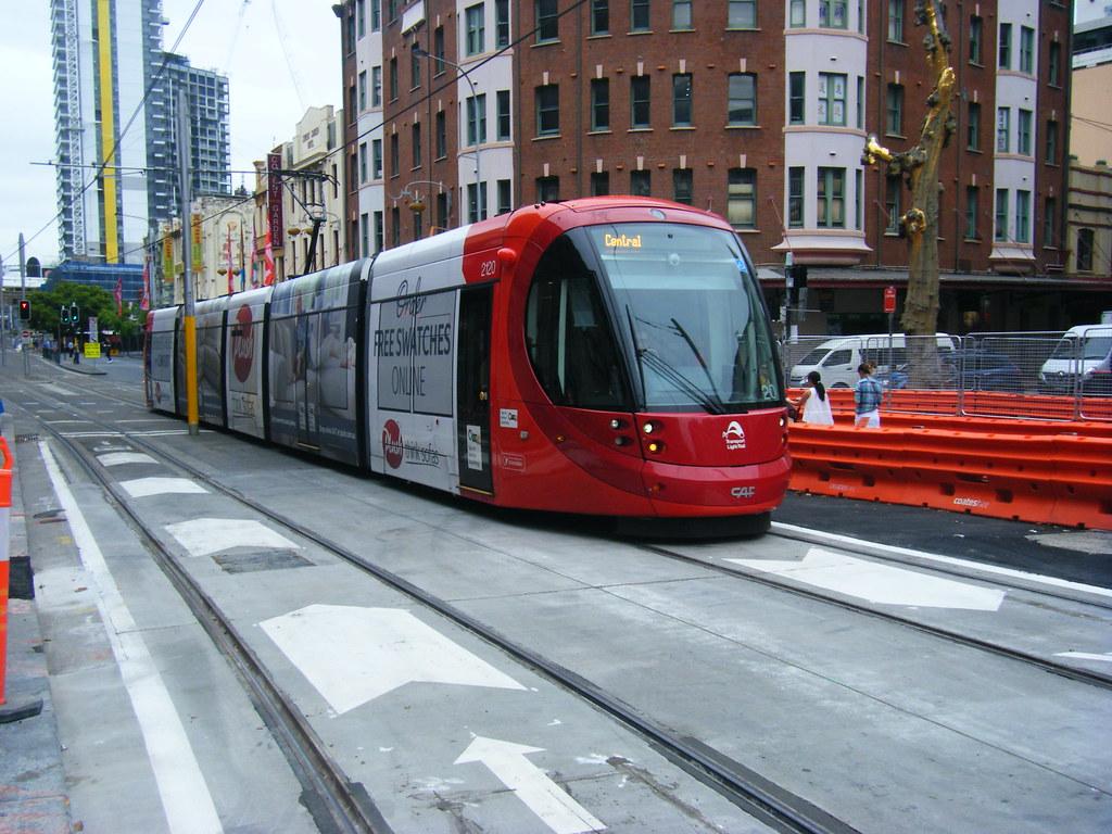 sydney light rail - photo #14