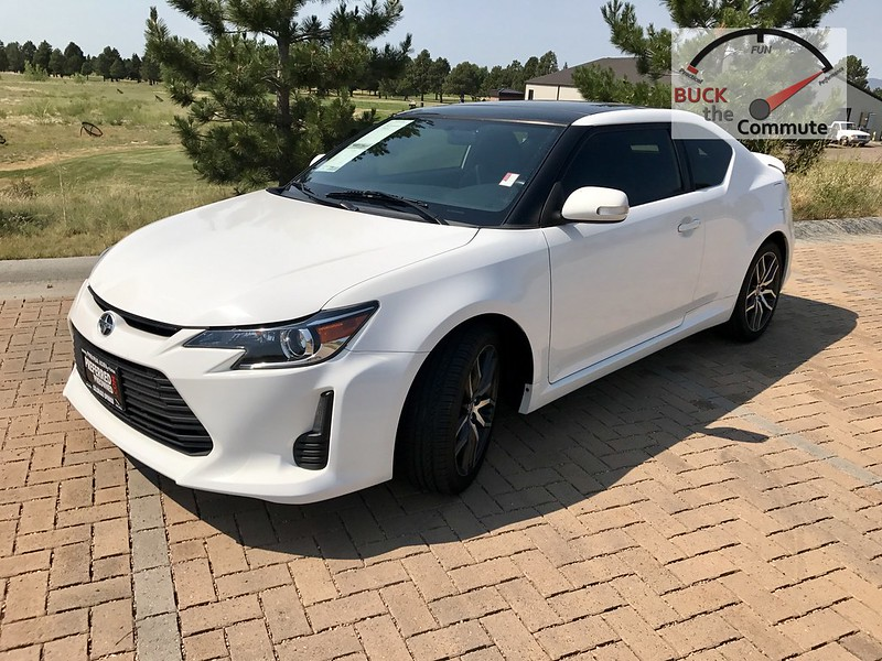 2014 Sciton tC Used Car Test Drive Review