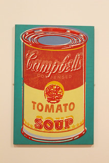 tomato soup campbell's warol | by blondgarden