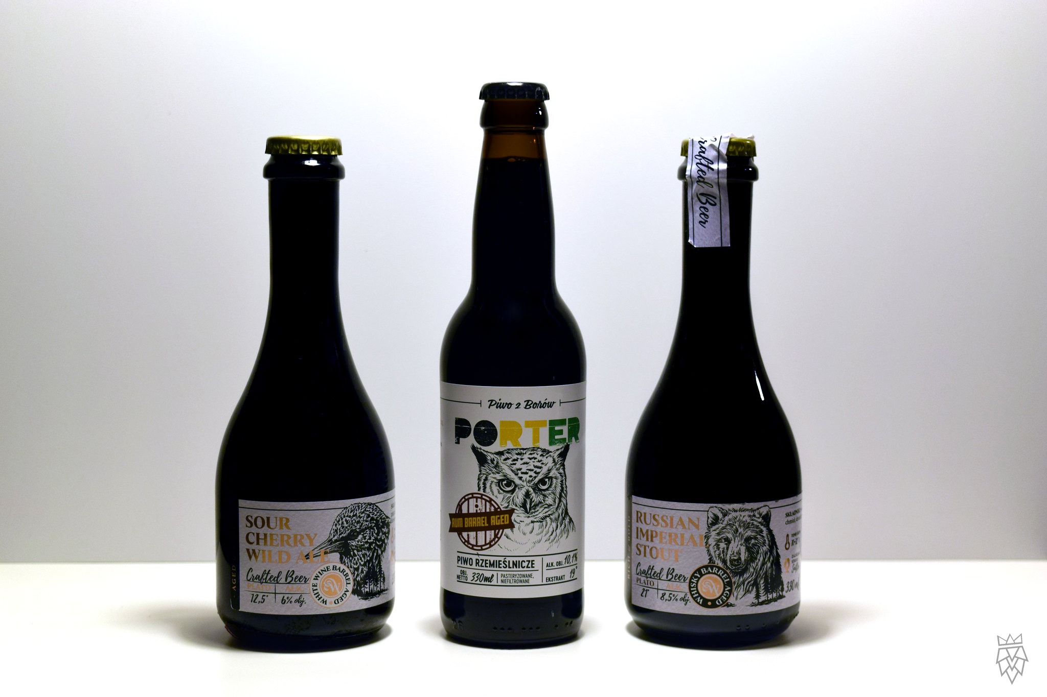 Przystanek Tleń Szpak Miś Porter Rum BA