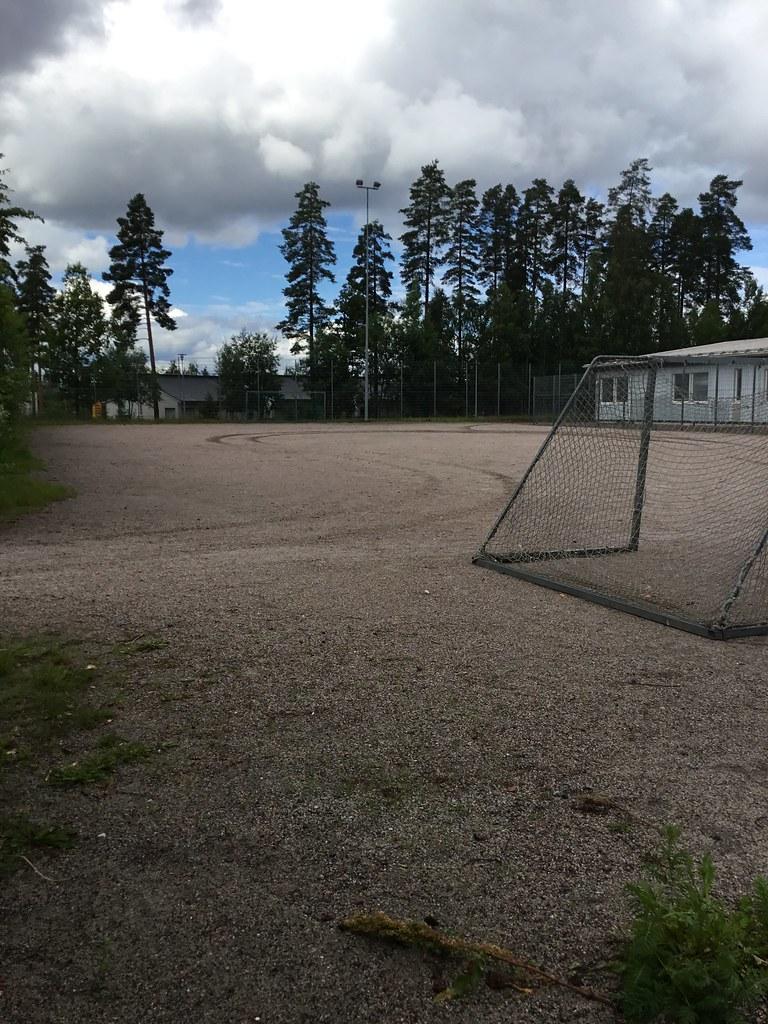 Kuva toimipisteestä: Järvenperän koulu / Hiekkakenttä
