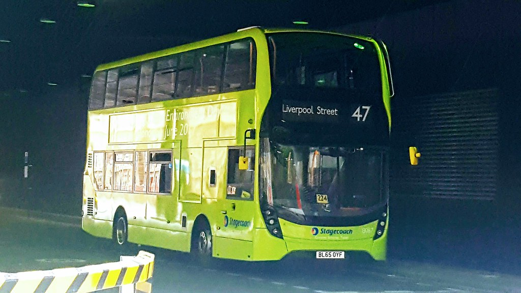 ... Stagecoach London 13087 - Route 47 | by EastLondoner