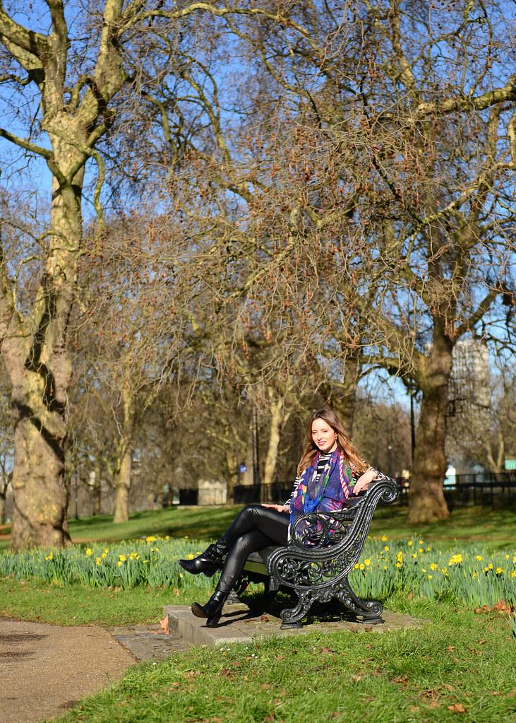 Hyde Park, en parque más grande y espectacular de Londres