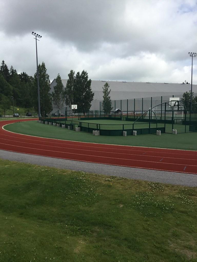 Kuva toimipisteestä: Laaksolahden urheilupuisto / Lähiliikuntapaikka