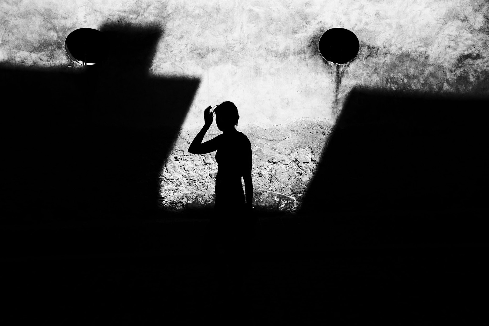 Live in Shadow | by Bastex - Unknown Street Photographer