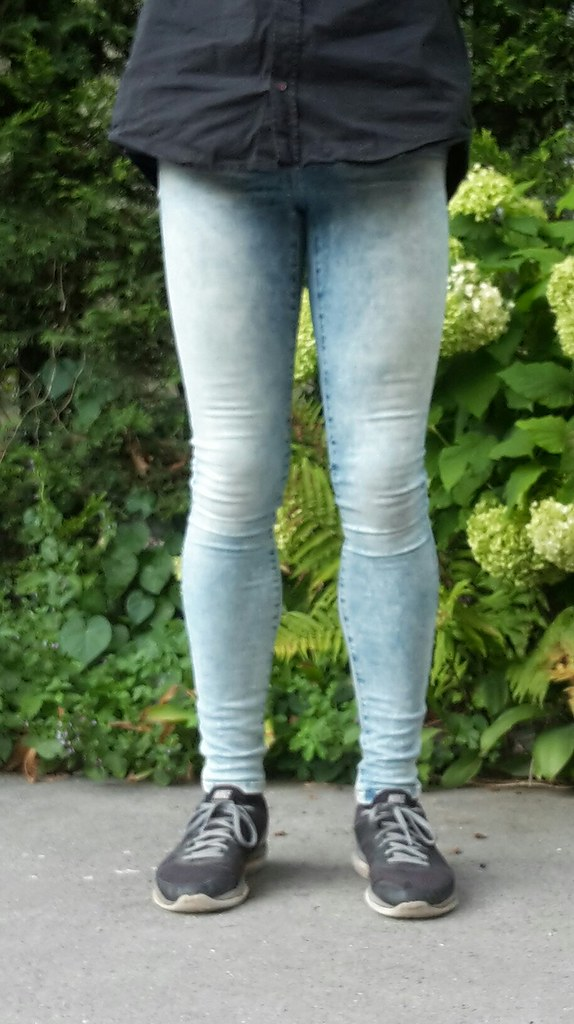 From jeans to denim shorts part 2 - 1 6