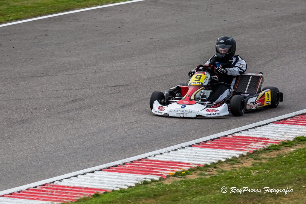 Circuito Fernando Alonso Posada : Una jornada intensa de karting en esta museo y circuito