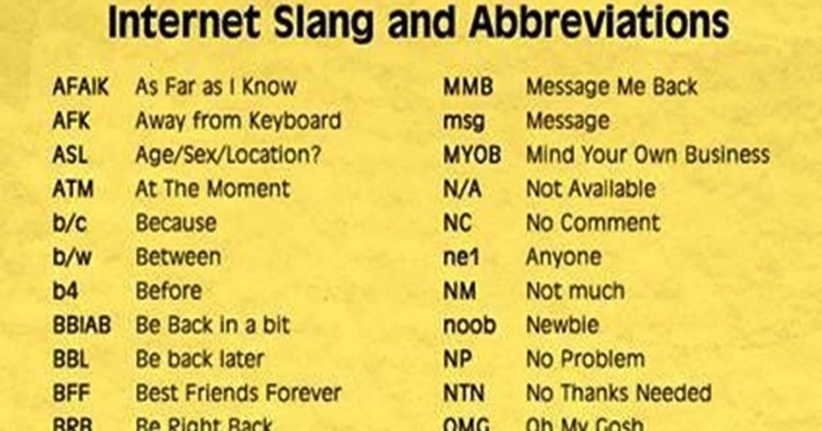 np internet slang