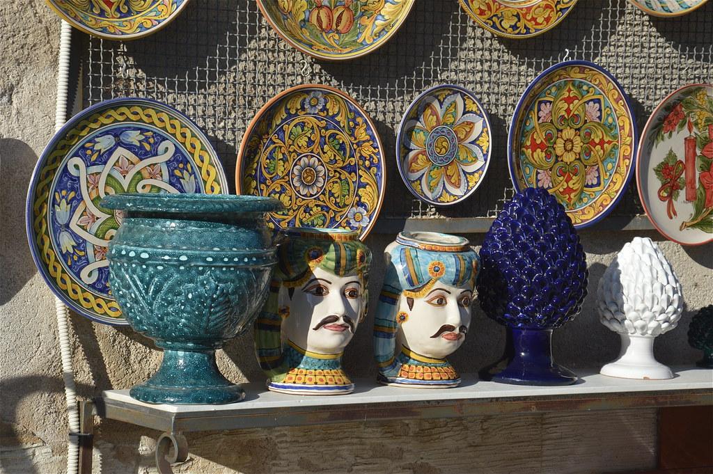 Santo stefano di camastra ceramiche artistiche santo stef flickr - Santo stefano di camastra piastrelle ...