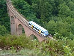 Die Hunsrück Höhenbahn