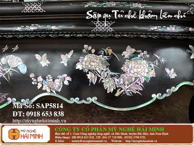 SAP5814f  Sap gu Tu che Kham Lien Chi  do go mynghehaiminh