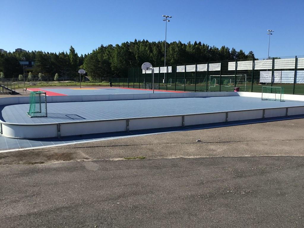 Kuva toimipisteestä: Espoonlahden urheilupuisto / Lähiliikuntapaikka