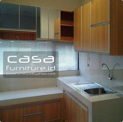 kitchen set project bsd city tangsel kitchen kitchenset ForKitchen Set Tangerang