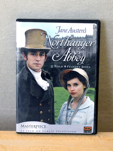 Jane Austen Rewatch Northanger Abbey