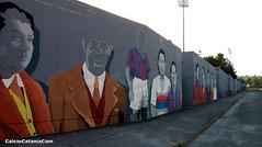 Murale Massimino: lavori in corso...