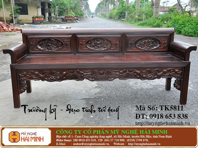 TK5811c  Bo Truong Ky tich Tu Quy  do go mynghehaiminh