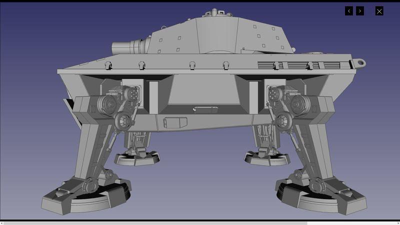 UA72107 3D 12 | par Cyber-Mecha