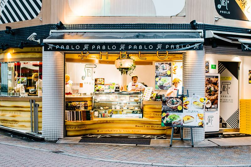 Pablo Cheesecake, Shibuya