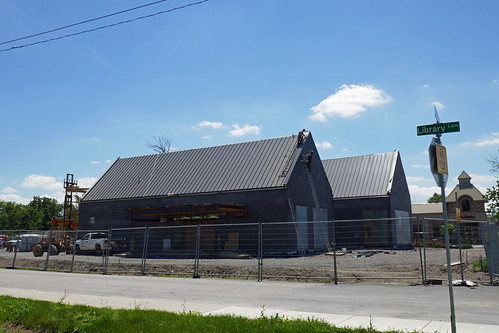 New Hamilton Public Library Binbrook Branch Library Lane | by .JCM.