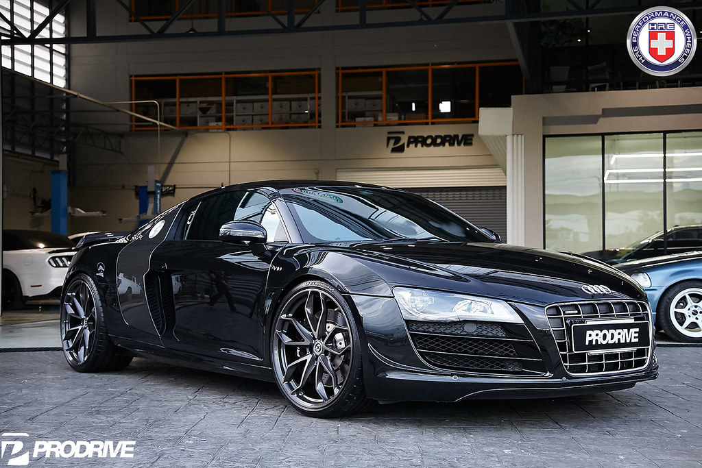 Hre Wheels Audi R8 With Hre P201 Wheels Installed Check
