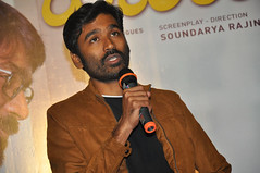 Vip2 Movie Pressmeet Stills